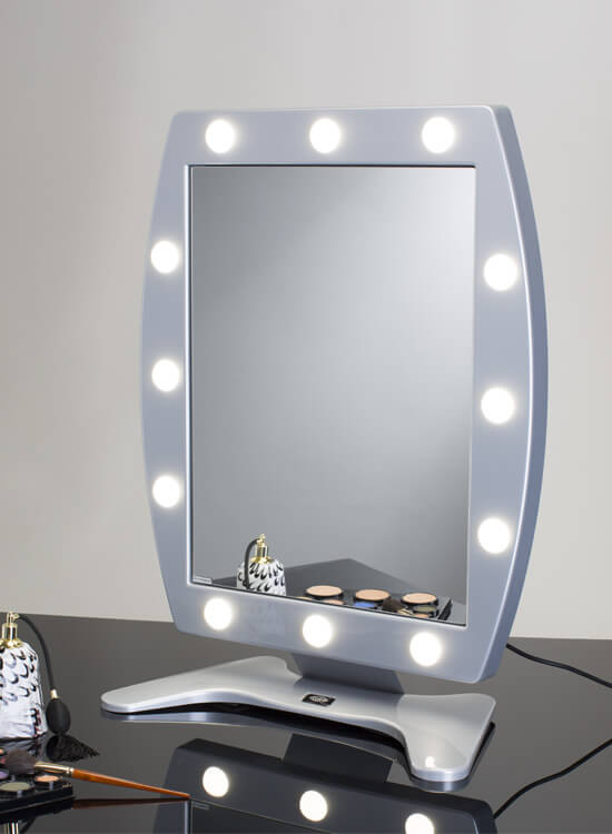 Miroirs de maquillage avec lumi res for Miroir online shop