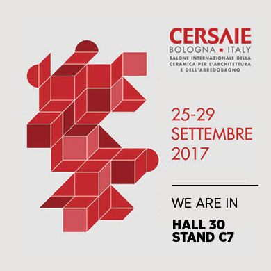 Press kit Unica by Cantoni - Cersaie 2017