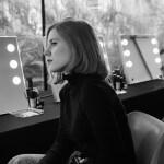 Miroir maquillage eclairé pour école maquilllage