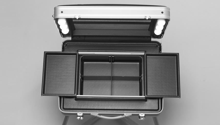 Nouvelle valise pour maquilleur professionnel NewEvo17 Cantoni